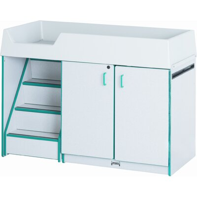 Jonti-Craft Left Diaper Changer Combo
