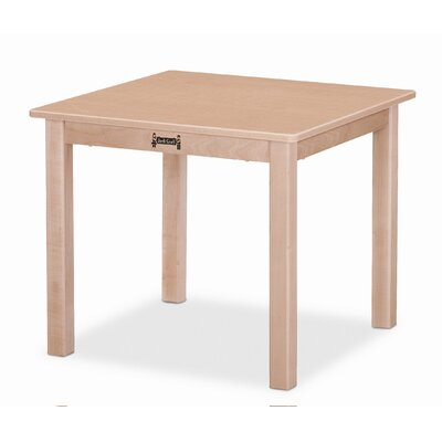 Jonti-Craft Multi-Purpose Square Laminate Table