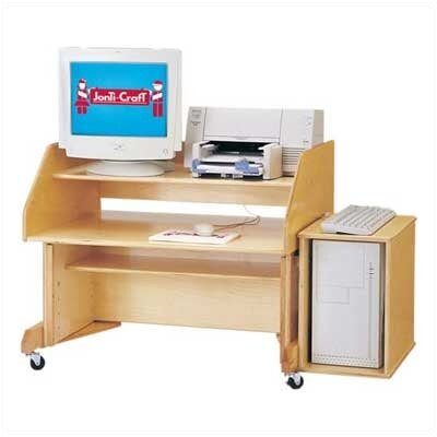 Jonti-Craft 35&quot; W Computer Desk