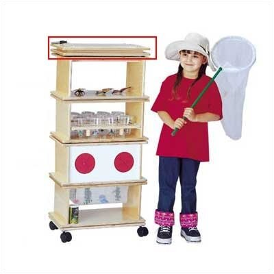 Jonti-Craft Magnetic Lab - 2 sided