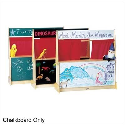 Jonti-Craft Imagination Station - Chalkboard