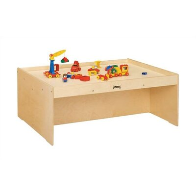 "Jonti-Craft KYDZ Activity Table - Rectangular (34"" x 44"")"
