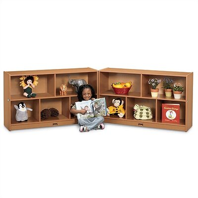 Jonti-Craft SPROUTZ®  Low Fold-n-Lock Storage