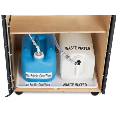 Jonti-Craft The Wave Clean Hands Helper