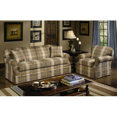 Craftmaster Stickley Sofa and Chair Set