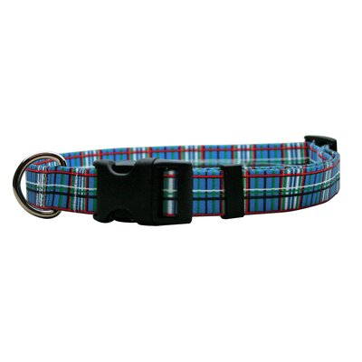 Yellow Dog Design Tartan Standard Collar