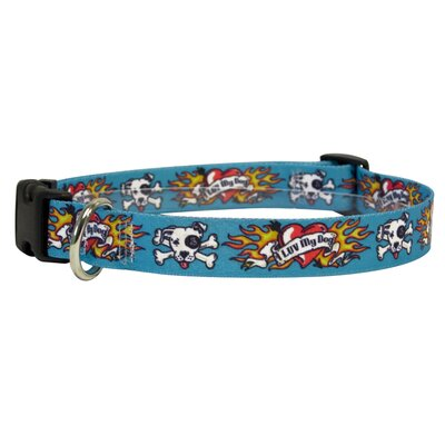 Yellow Dog Design I Luv My Dog Standard Collar