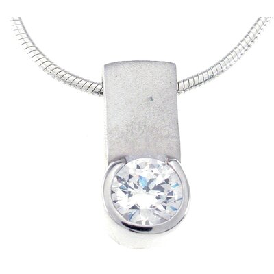 .925 Sterling Silver Fashion Pendant