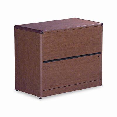 HON 10700 Series Two-Drawer Lateral File