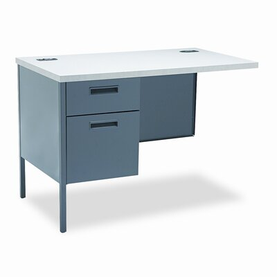 "HON Metro Classic Series Workstation 29.5"" H x 42"" W Left Desk Return"