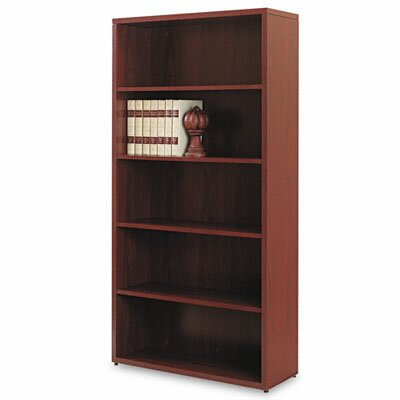 HON 10500 Series Bookcase, 5 Shelves