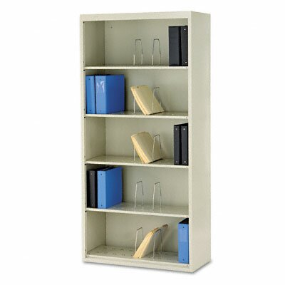 HON 600 Series Jumbo Open File, 5-Shelf
