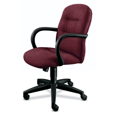HON Mid-Back Office Chair with Arms