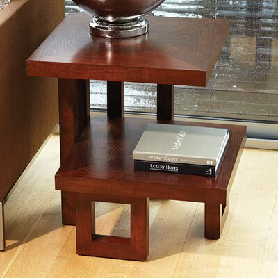 Global Views Step-up End Table