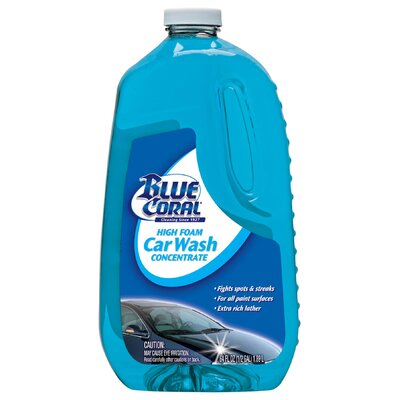 Blue Coral High Gloss Car Wash