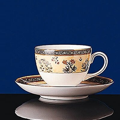 Wedgwood India Leigh Tea Saucer
