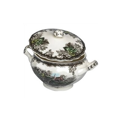 Johnson Brothers Friendly Village Sugar Bowl with Lid