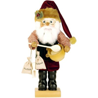 Christian Ulbricht Mr. Claus Nutcracker