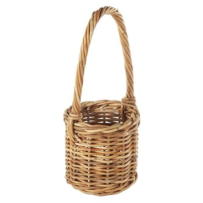 Eco-Friendly Wine Bottle Basket