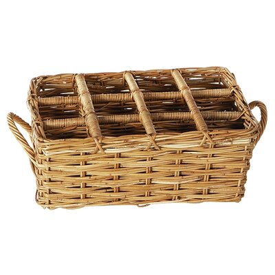 Eco-Friendly 12 Bottle Wine Basket