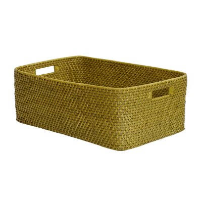 Eco Displayware Eco-Friendly Lombok Weave Shelf Basket