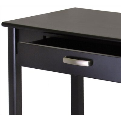 Winsome Liso Writing Desk with Drawer