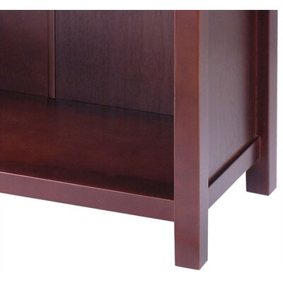 Winsome Milan Low Storage Shelf