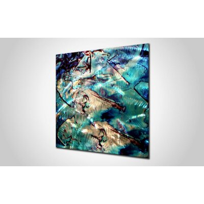 Metal Art Studio Cool Jazz Wall Art