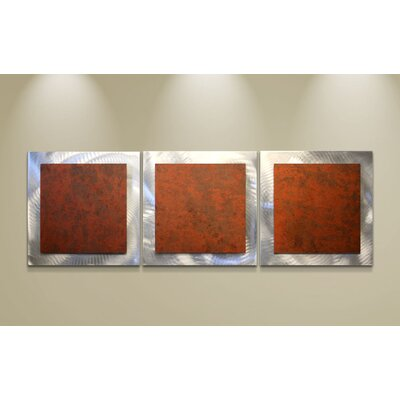 Metal Art Studio Rusty Essence Wall Art