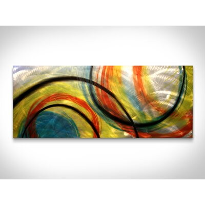 Metal Art Studio Rainbow Seasons Wall Art