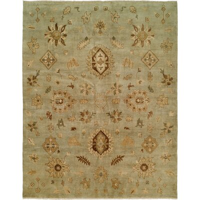 Wildon Home ® Cool Blue Rug