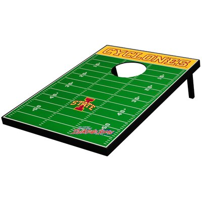 Tailgate Toss NCAA Football Bean Bag Toss Game