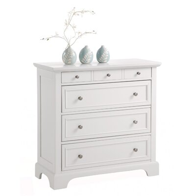 Home Styles Naples 4 Drawer Chest