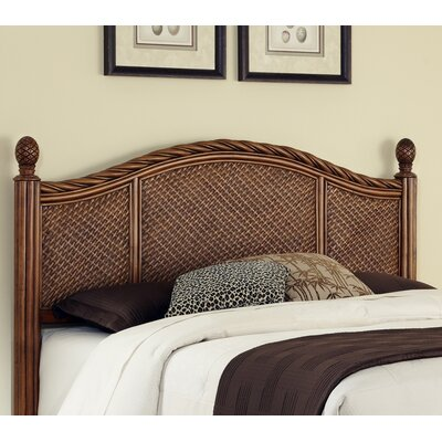 Marco Island Headboard and Nightstand