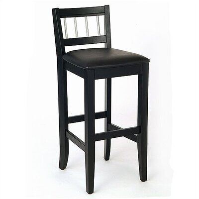 Manhattan Pub Stool in Black