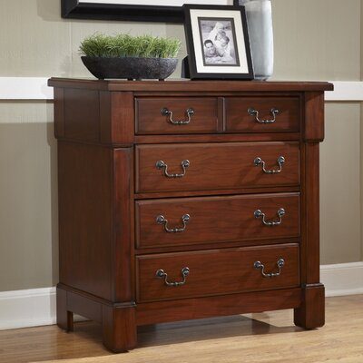 Aspen 4 Drawer Chest