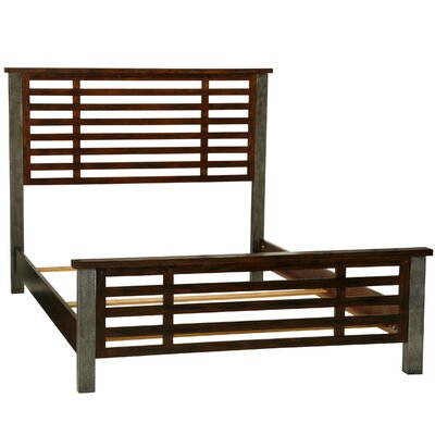 Home Styles Cabin Creek Slat Bed