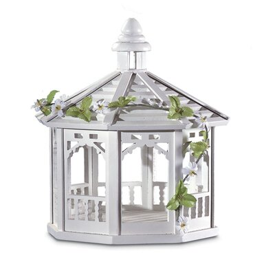 Zingz & Thingz Traditional Gazebo Birdfeeder