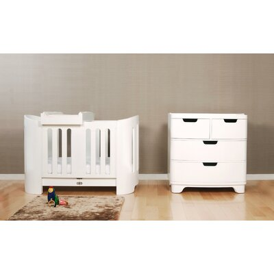 bloom Luxo Sleep Baby Bed Crib Set