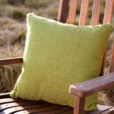 Asher Market Meadow Alpaca Throw Pillow