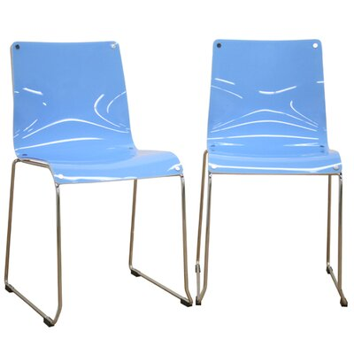 Wholesale Interiors Baxton Studio Lino Side Chair (Set of 2)