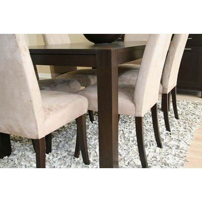 Wholesale Interiors Titania 8 Piece Dining Set