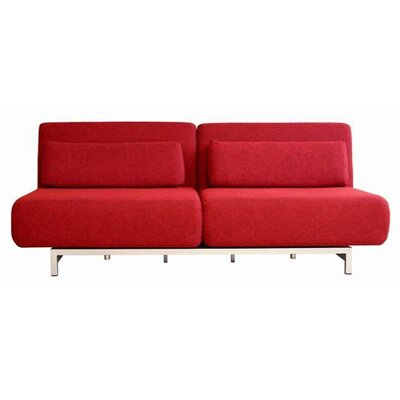 Wholesale Interiors Amiens Fabric Convertible Sleeper Sofa