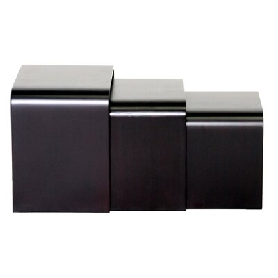 Wholesale Interiors Hardin 3 Piece Nesting Tables