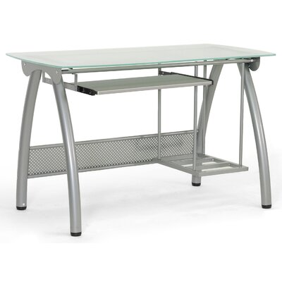 Wholesale Interiors Baxton Studio Tamm Modern Computer Desk
