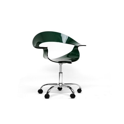 Wholesale Interiors Baxton Studio Elia Swivel Desk Chair