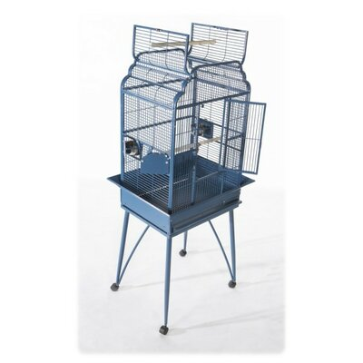 A&E Cage Co. Small Victorian Dome Top Bird Cage