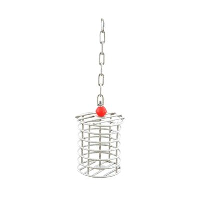 A&E Cage Co. Small Round Bird Toy Feeder