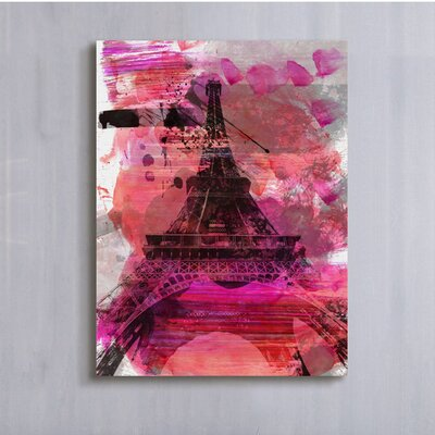 Oliver Gal ''Wild Paris'' Canvas Wall Art