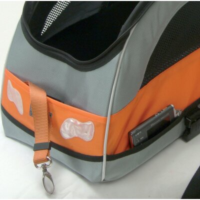 PetEgo Sports Wagon Pet Carrier in Black